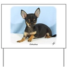 Chihuahua 9W079D-027 Yard Sign