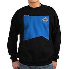 TNG Science Uniform (Capt) Sweatshirt