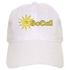SoCal Sunshine Baseball Cap