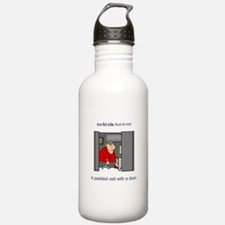 Cubicle (female) Water Bottle