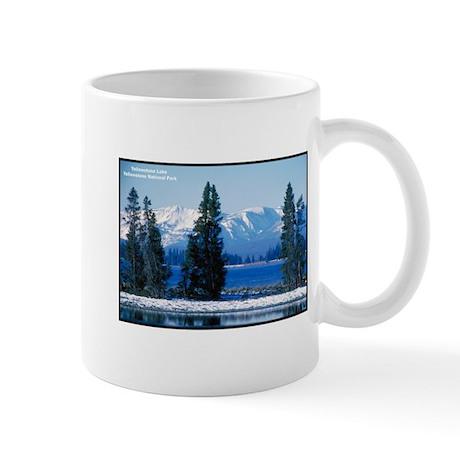 Yellowstone National Park Lake Mug