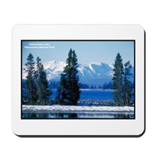 Yellowstone National Park Lake Mousepad