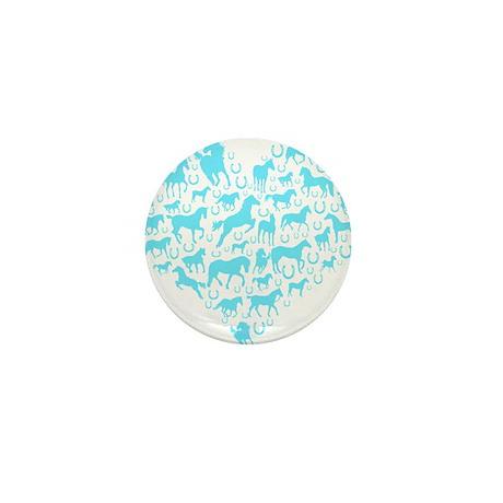 Horse Heart Art Mini Button (100 pack)