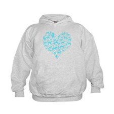 Horse Heart Art Hoody