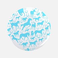 """Horse Heart Art 3.5"""" Button (100 pack)"""