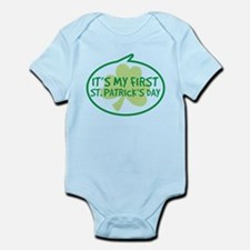 Baby's First St. Patrick's Day Infant Bodysuit