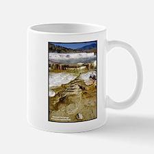Yellowstone Mammoth Hot Springs Mug