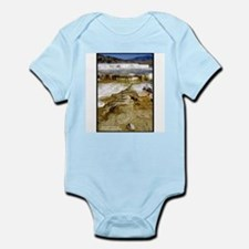Yellowstone Mammoth Hot Springs Infant Creeper