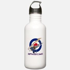 WWI Sopwith Camel Water Bottle