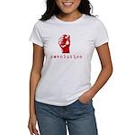 Communist Revolution Fist Women's T-Shirt