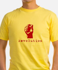 Communist Revolution Fist T