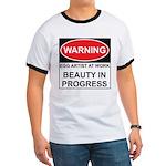 WARNING Artist@Work Ringer T