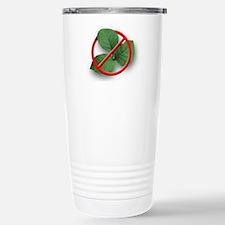 Poison Ivy Stainless Steel Travel Mug