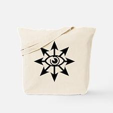 Chaos Eye Tote Bag