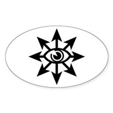 Chaos Eye Decal