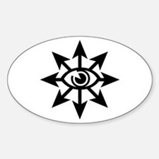 Chaos Eye Decal