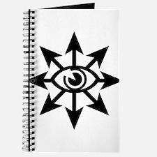 Chaos Eye Journal