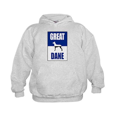 Great Dane Kids Hoodie