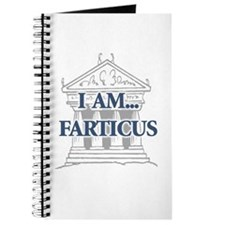 I Am...Farticus Journal