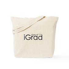iGrad Class of 2011 Tote Bag