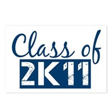 Class of 2011 (2K11) Postcards (Package of 8)