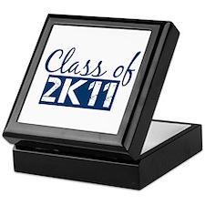 Class of 2011 (2K11) Keepsake Box