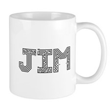 Jim Maze Mug