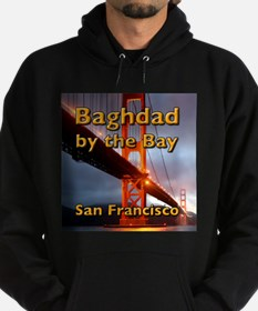 Baghdad By The Bay Hoodie (dark)