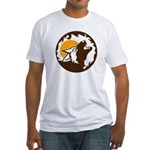 Wolf Fitted T-Shirt