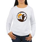 Wolf Women's Long Sleeve T-Shirt