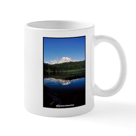 Mount Rainier National Park Mug