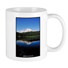 Mount Rainier National Park Mug