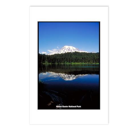 Mount Rainier National Park Postcards (Package of