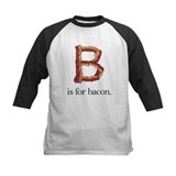 Bacon Baseball T-Shirt