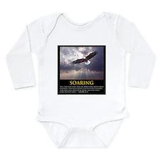 Unique Soar Long Sleeve Infant Bodysuit