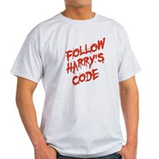 Follow Harry's Code T-Shirt