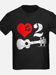 Love 2 Ukulele T