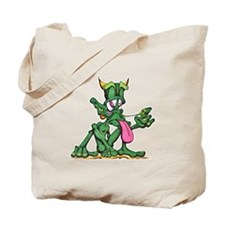 Snot-nosed Elf Tote Bag