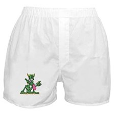 Snot-nosed Elf Boxer Shorts