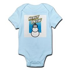 Heavy Snow (Infant bodysuit)