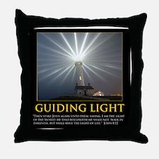 Cute Spiritual guide Throw Pillow