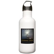 Cute Christian lighthouse Water Bottle