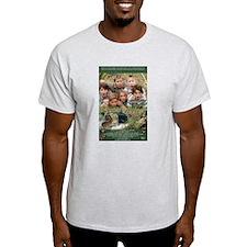 SCG Ash Grey Series T-Shirt