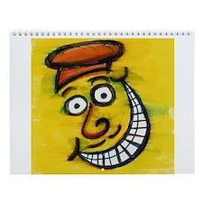 Punchky's Deli Wall Calendar