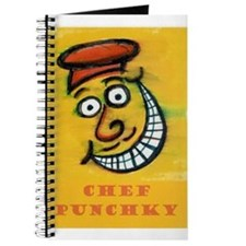 Punchky's Deli Journal