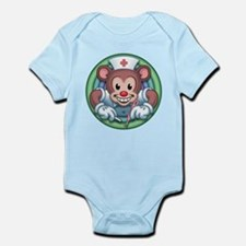 Nursey Bear Infant Bodysuit
