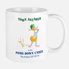 The Ashes 2010/11 Mug