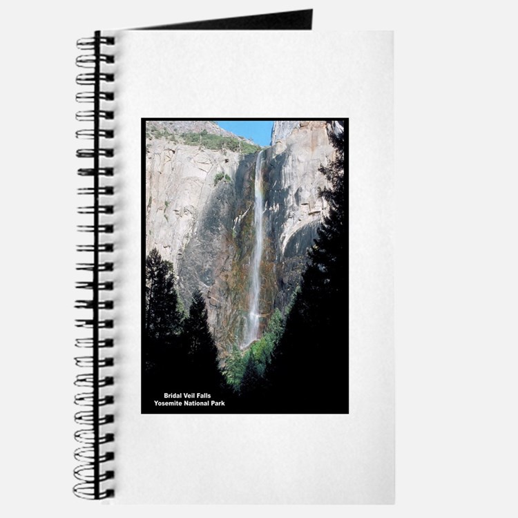 Yosemite Bridal Veil Falls Journal