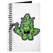 Leprechaun elf Journal