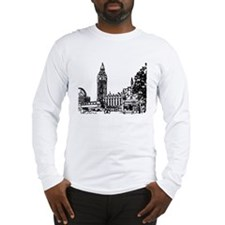 Cute Big ben london Long Sleeve T-Shirt